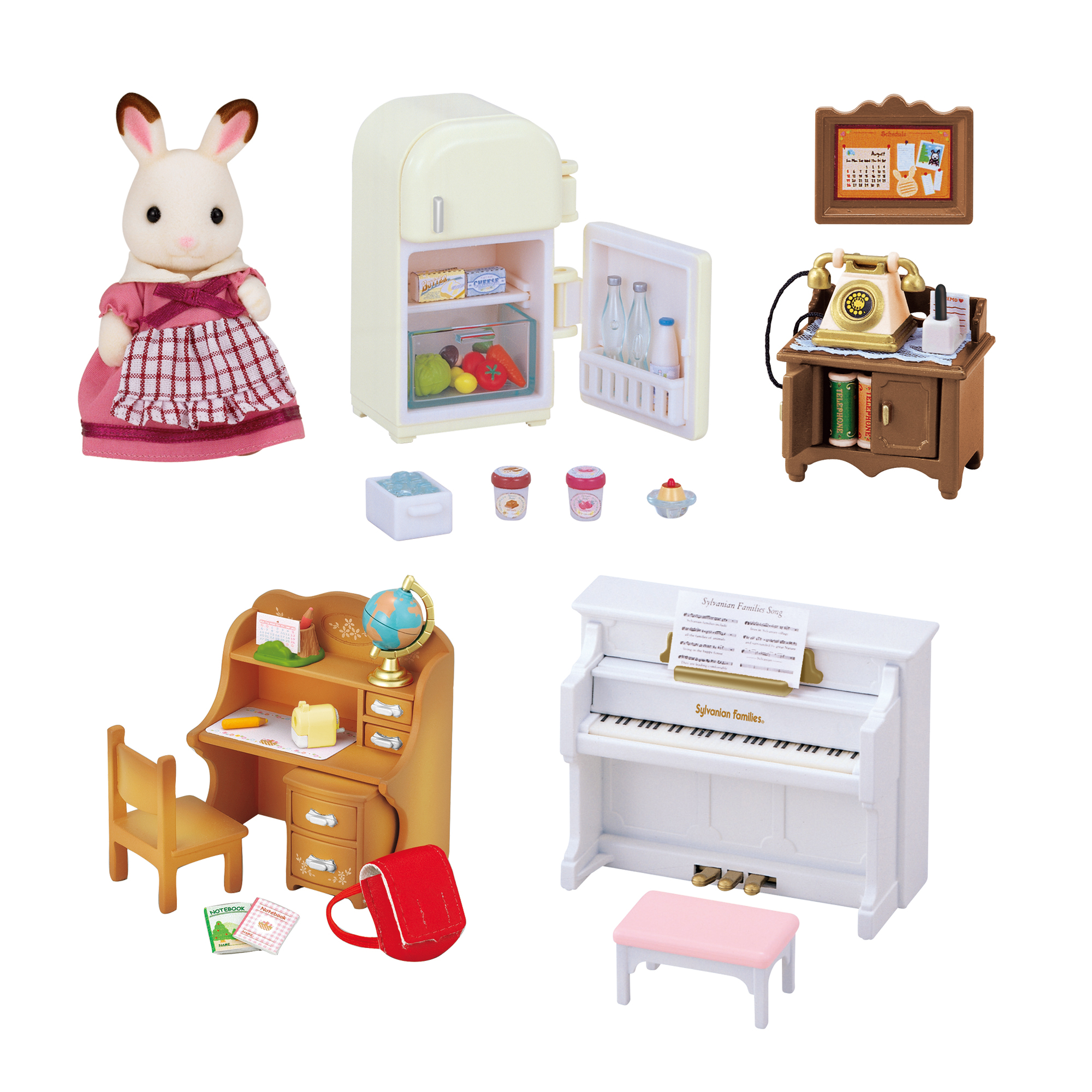 Picture of Sylvanian Families Classic Furniture Set