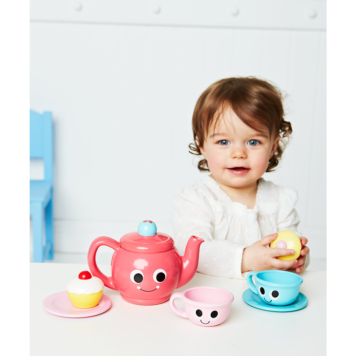 Picture of New ELC Boys and Girls My First Tea Set Toy From 18 months