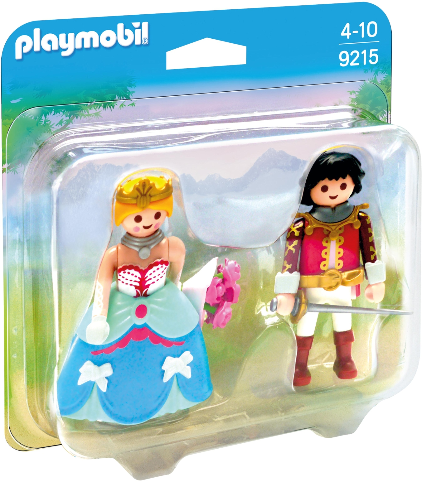 Picture of Playmobil Collectable Prince & Princess 9215