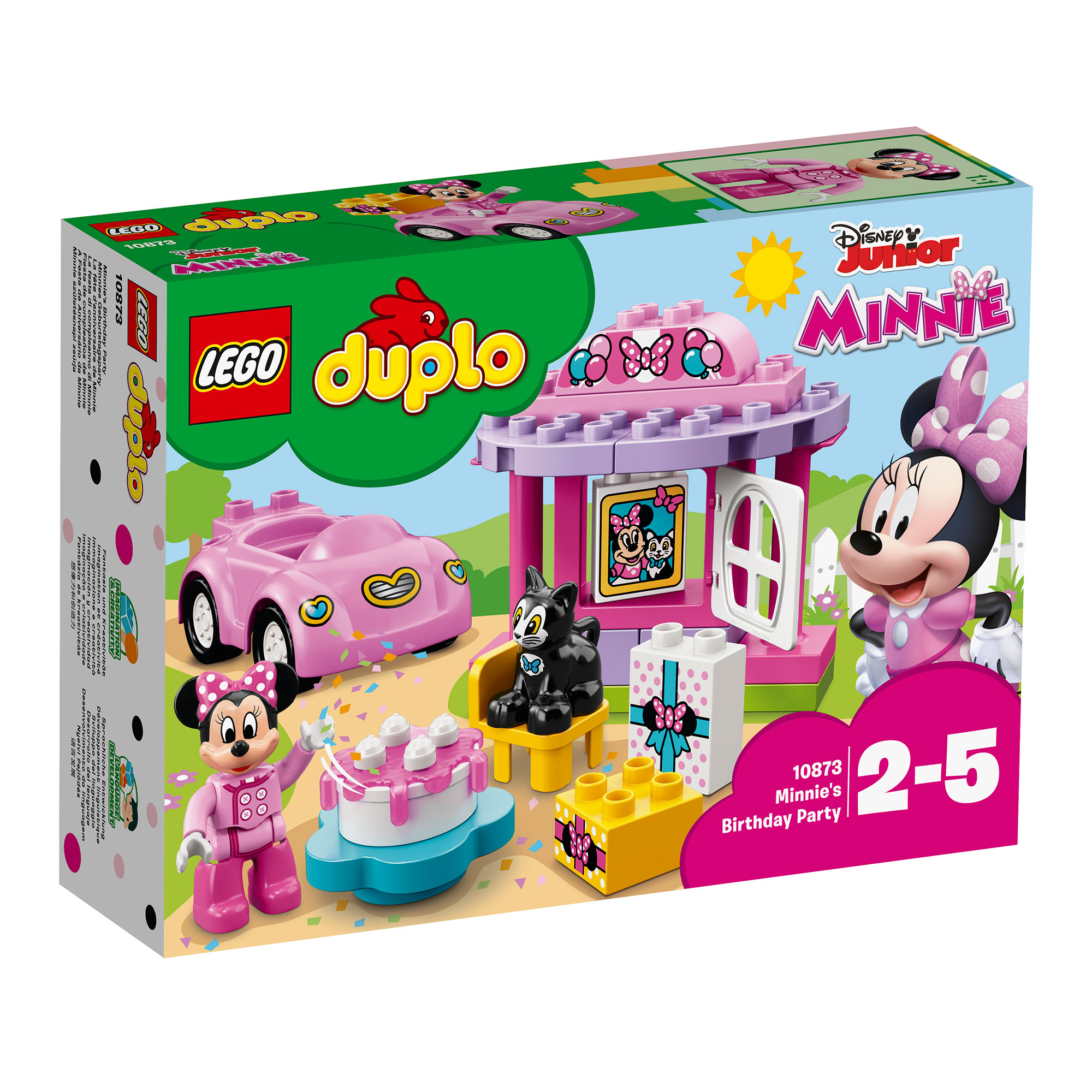 Picture of LEGO DUPLO Minnie's Birthday Party 10873