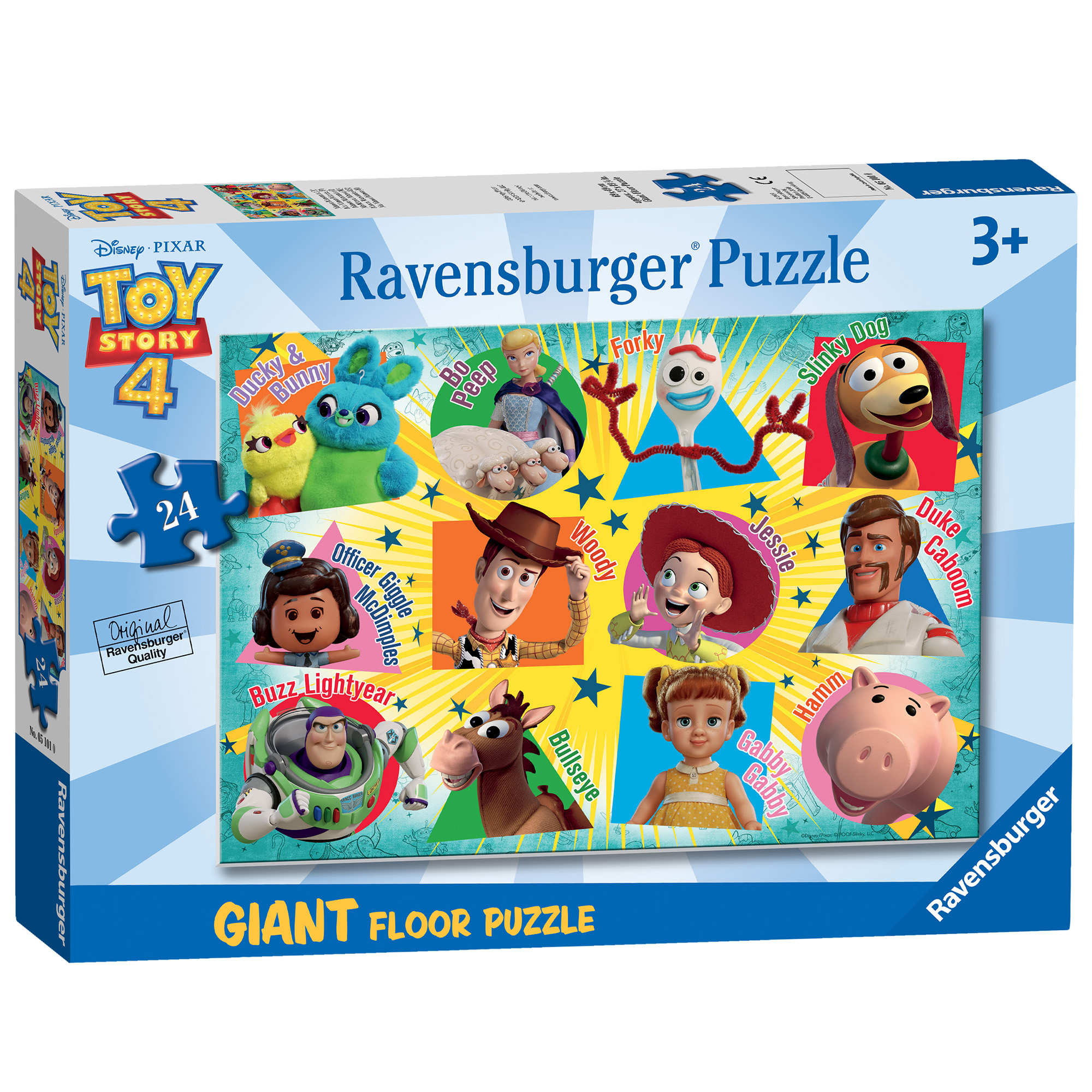 Picture of Ravensburger Disney Toy Story 4, 24pc Giant Floor