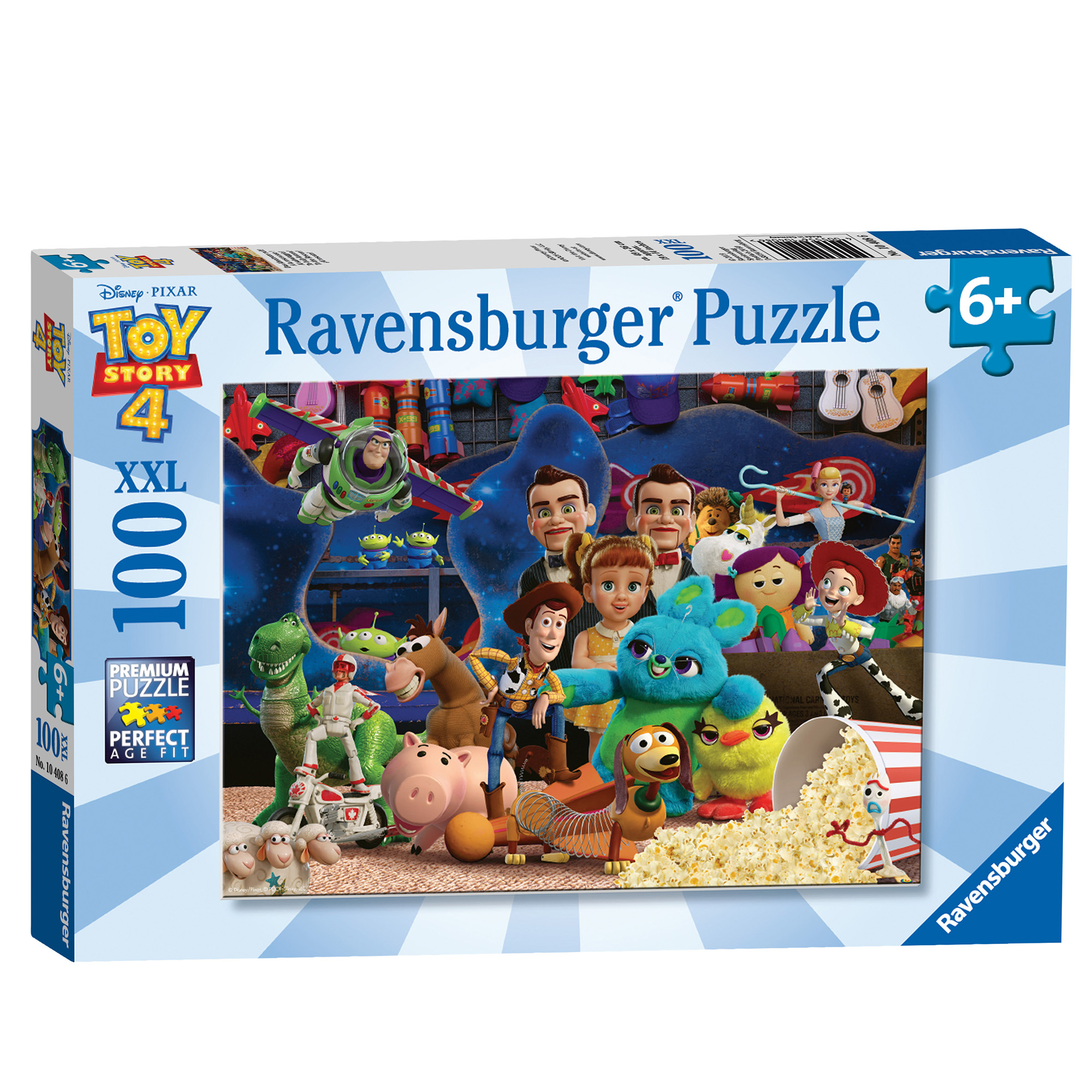 Picture of Ravensburger Disney Pixar Toy Story 4, XXL 100pc