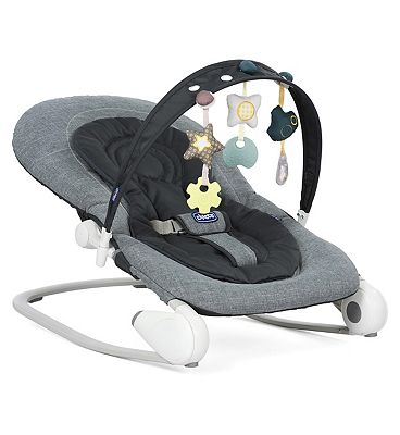Picture of Chicco Hoopla' Dark Grey bouncer