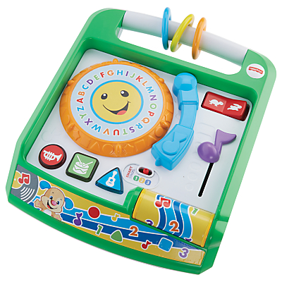 Picture of Fisher-Price Laugh & Learn Remix Record Player