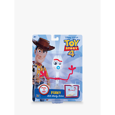 Picture of Disney Pixar Toy Story 4 Forky Toy