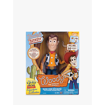 Picture of Disney Toy Story Signature Collection Woody the Sheriff Action Figure