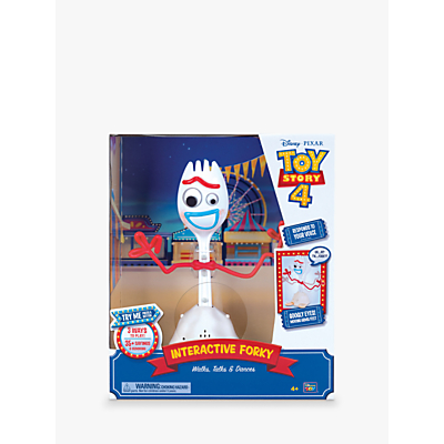 Picture of Disney Pixar Toy Story 4 Forky Interactive Toy
