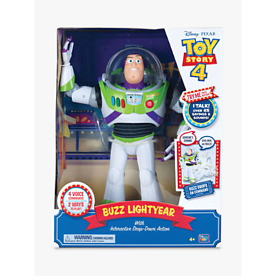 Picture of Disney Toy Story 4 Buzz Lightyear Action Figure