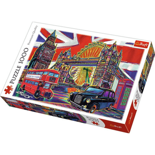 Picture of Trefl London Landmarks Jigsaw Puzzle - 1000 Pieces
