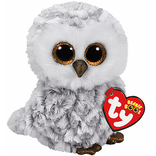 Picture of Ty Beanie Boos - Owlette the Owl Soft Toy