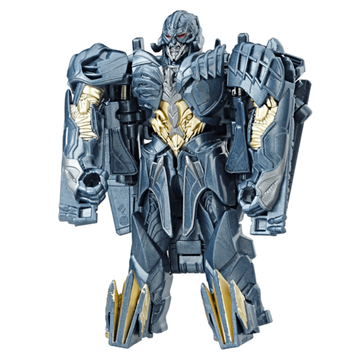 Picture of Transformers: The Last Knight 1-Step Turbo Changer Figure - Megatron