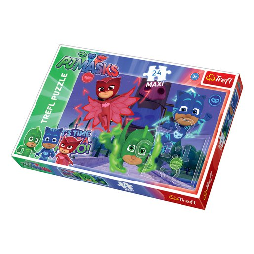 Picture of PJ Masks 24 Piece Puzzle