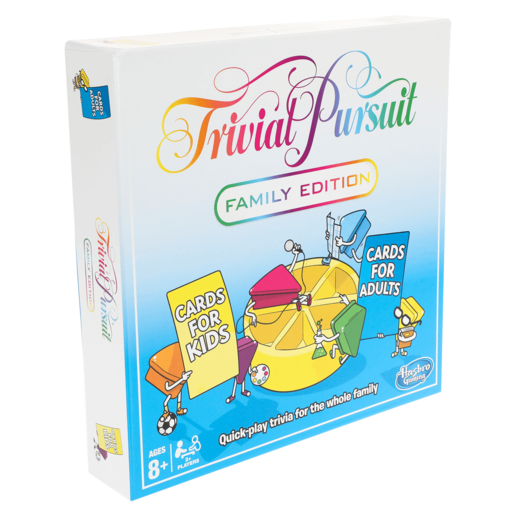 Picture of Trivial Pursuit Family Edition Game