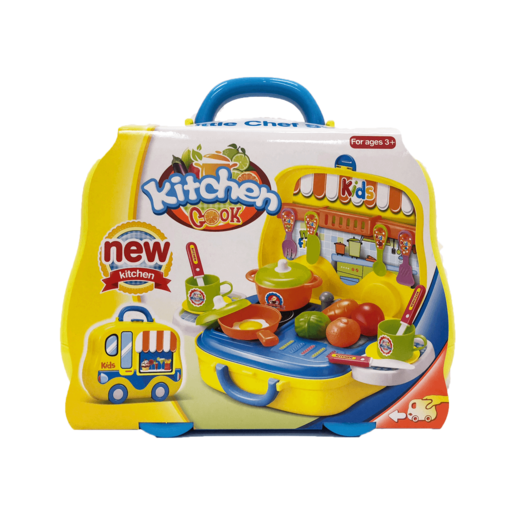 Picture of Kitchen Cook Little Chef Set