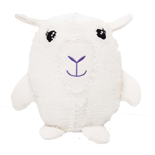 Picture of Sequin Surprise Soft Toy - Llama