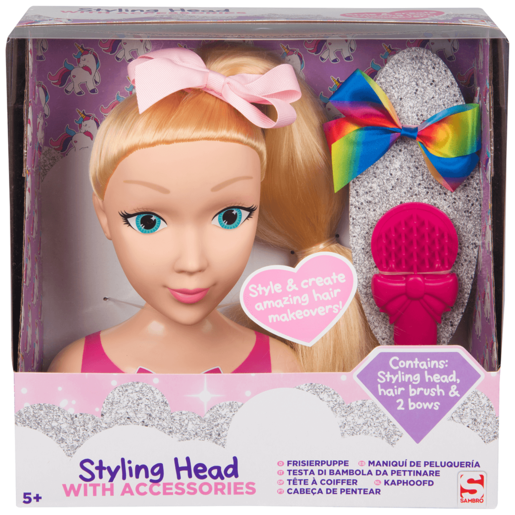 Picture of Styling Head with Accessories