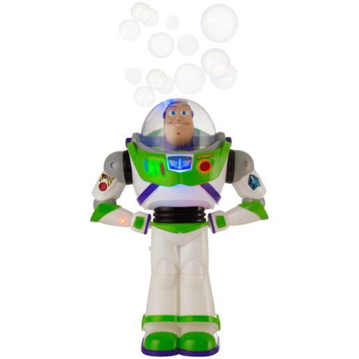 Picture of Disney Pixar Toy Story Buzz Lightyear Bubble Blower