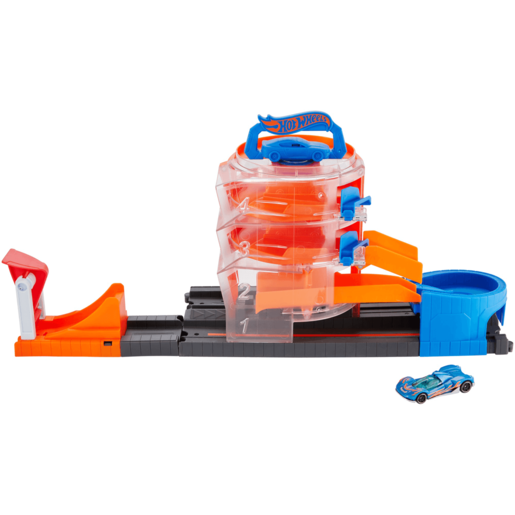 Picture of Hot Wheels City Super Spin Dealership