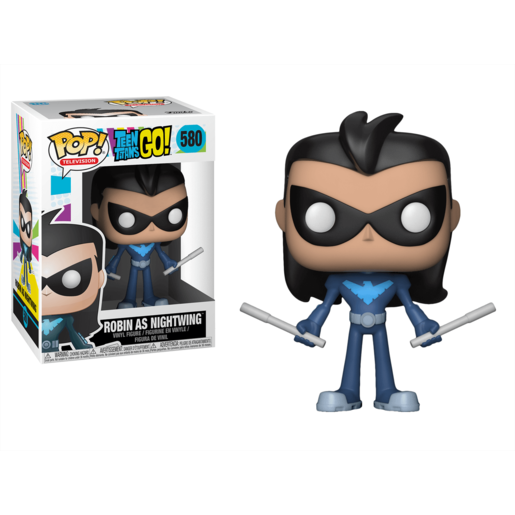 Picture of Funko Pop! Heroes: Teen Titans Go! - Robin as Nightwing