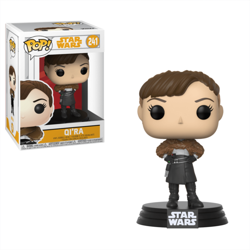 Picture of Funko Pop! Movies: Star Wars - QI' RA