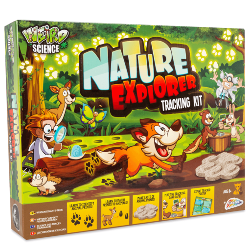 Picture of Weird Science - Nature Explorer Tracking Kit