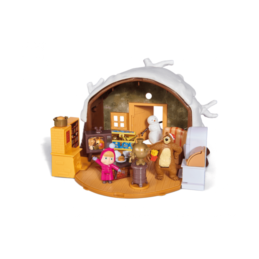 Picture of Masha and the Bear - Winter Bear's House