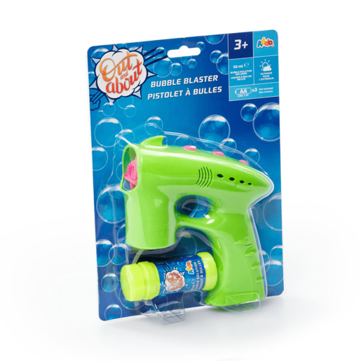 Picture of Bubble Blaster - Green/Blue (Styles Vary)