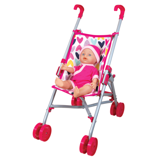 Picture of Lissi Stroller Set with 30cm Baby Doll