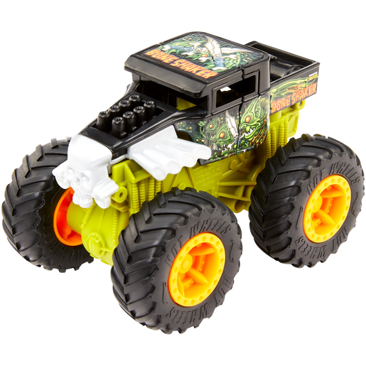 Picture of Hot Wheels Monster Trucks 1:43 Bone Shaker