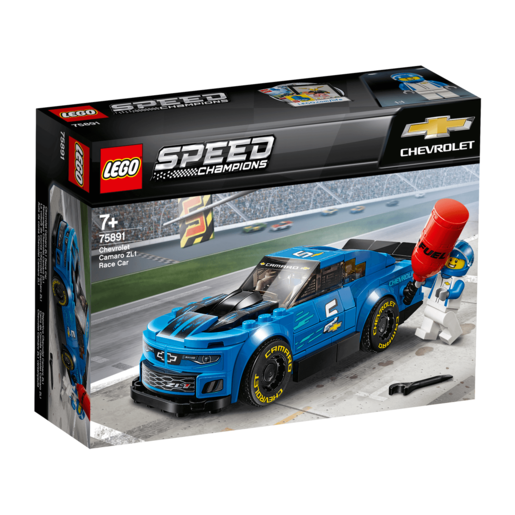 Picture of LEGO Speed Champions Chevrolet Camaro ZL1 Race Car - 75891
