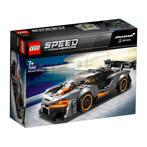 Picture of LEGO Speed Champions McLaren Senna - 75892