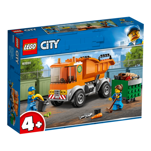 Picture of LEGO City Garbage Truck - 60220