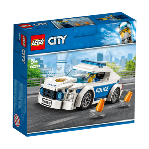 Picture of LEGO City Police Patrol Car - 60239