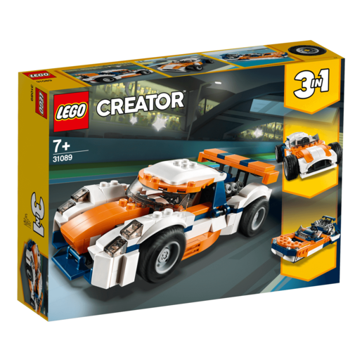 Picture of LEGO Creator Sunset Track Racer - 31089