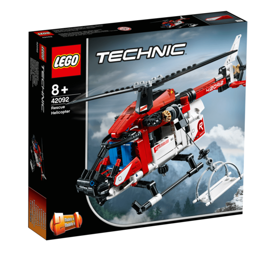 Picture of LEGO Technic Rescue Helicopter - 42092