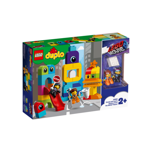 Picture of The LEGO Movie 2 LEGO Duplo Emmet and Lucy's Visitors- 10895