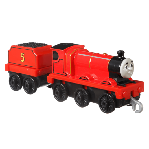 Picture of Fisher-Price Thomas & Friends TrackMaster Train Engine - James
