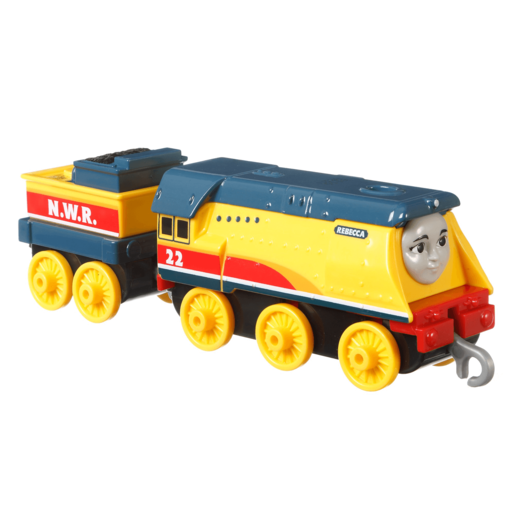 Picture of Fisher-Price Thomas & Friends TrackMaster Train Engine - Rebecca