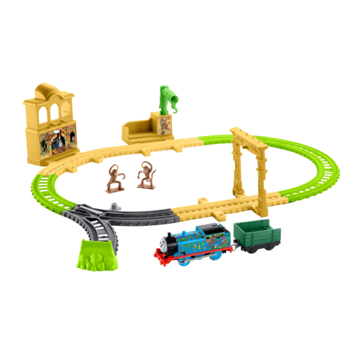 Picture of Fisher-Price Thomas & Friends TrackMaster - Monkey Palace Playset