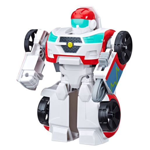 Picture of Playskool Heroes Transformers Rescue Bots Academy 15cm - Medix The Doc-Bot