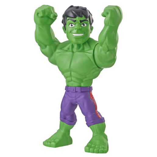 Picture of Playskool Heroes Marvel Super Hero Adventures Mega Mighties - Hulk