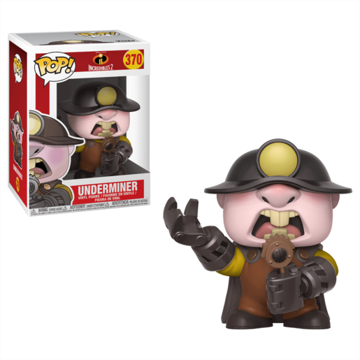 Picture of Funko Pop! Disney: The Incredibles 2 - Underminer
