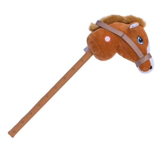 Picture of Pitter Patter Pets Giddy Up 90cm Hobby Horse - Brown
