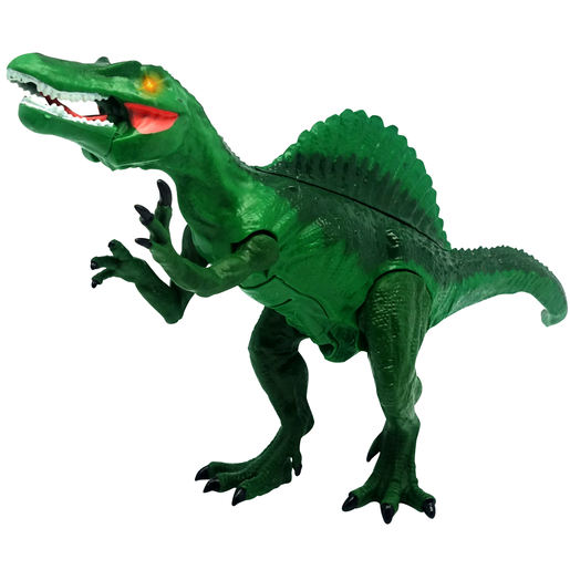 Picture of Mighty Megasaur 20cm Light and Sound Dinosaur - Spinosaurus