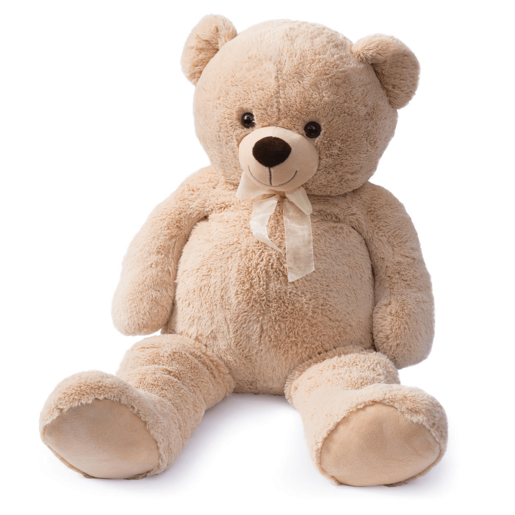Picture of Snuggle Buddies 100cm Teddy - George