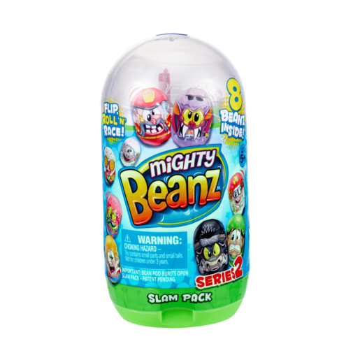 Picture of Mighty Beanz Slam Pack (Series 2)