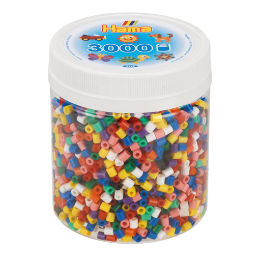 Picture of Hama 3000 Beads Tub
