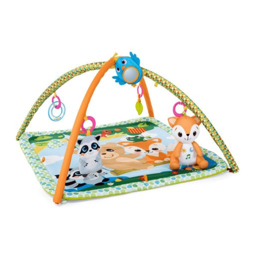 Picture of Chicco 76x76cm Forest Baby Activity Gym Mat