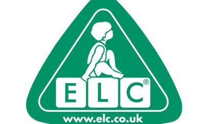 Early Learning Centre logo.