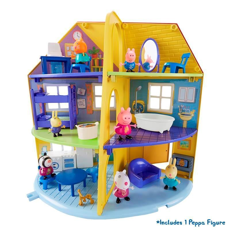 Picture of Peppa Pig Peppa's Family Home